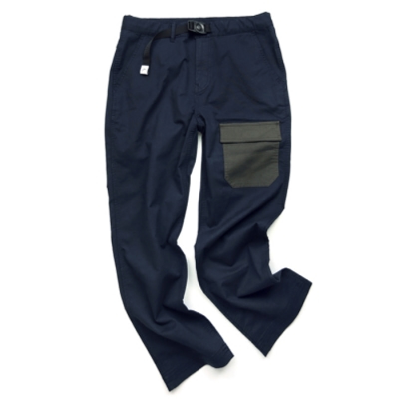 케일_크롭 컴피 팬츠 CAYL cropped comfy pants / navy