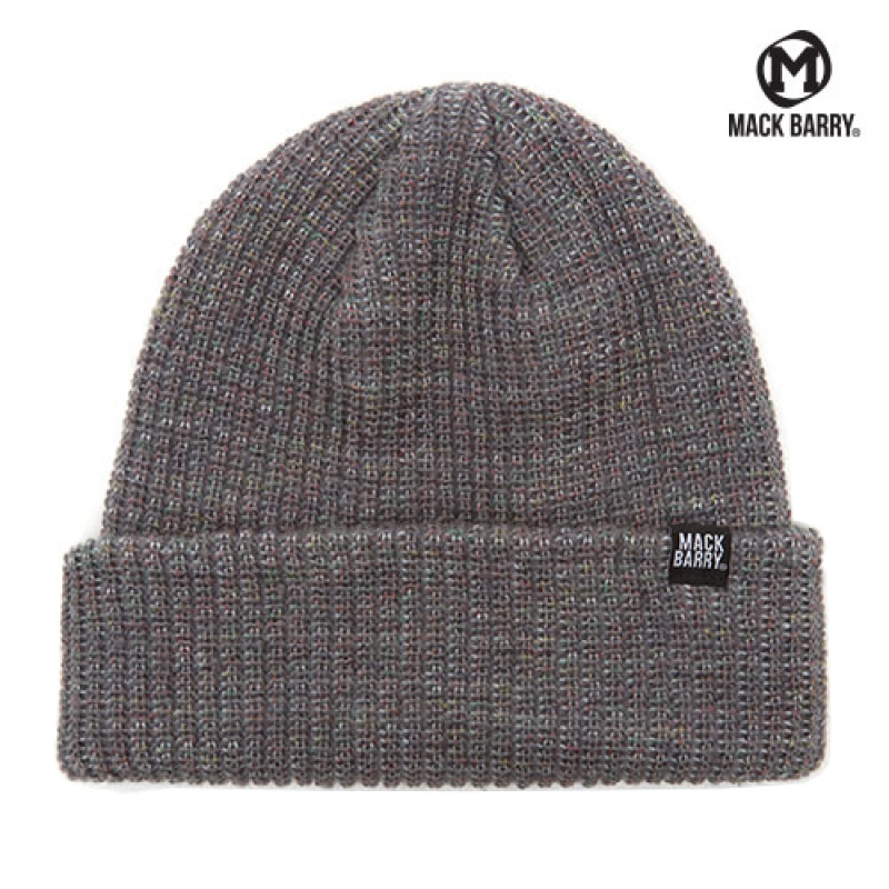 맥베리 MACK BARRY HEIST BEANIE (GRAY)