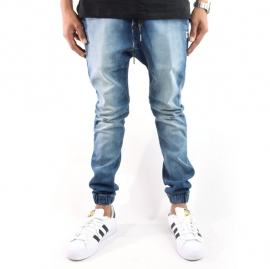 싱크데님 DARK DENIM DROPPER JOGGER