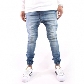 싱크데님 MEDIUM DENIM DROPPER JOGGER