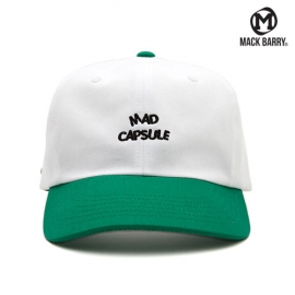 맥베리 모자 볼캡 MAD CAPSULE 6P CAP GREEN