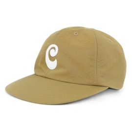 케일 모자 CAYL NYLON BALL CAP / beige