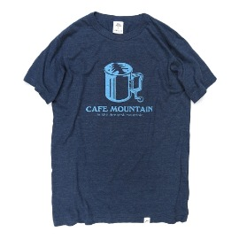 케일 카페 마운틴 CAFE MOUNTAIN / Heather Navy