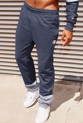 챔피온 조거팬츠 P5944 Champion SUPER FLEECE 3.0 PANT (Granite Heater/Oxford Grey)