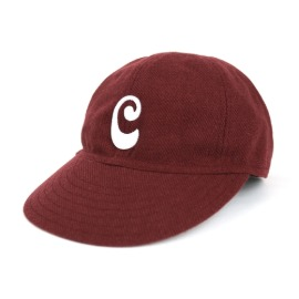 케일 울 나일론 캡 CAYL Wool Nylon Cap / Burgundy